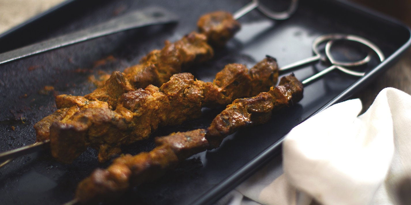 Lamb boti kebabs recipe