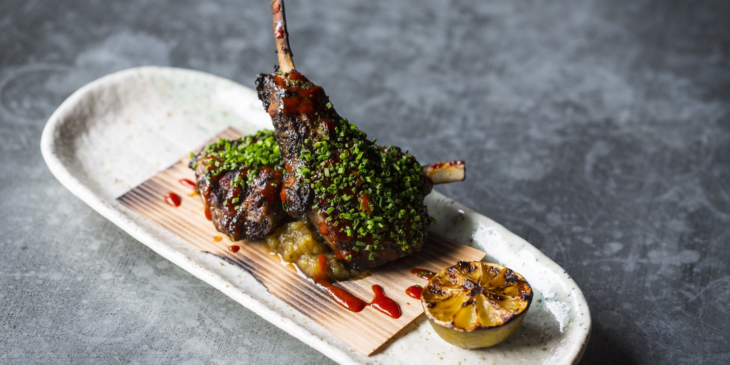 Tea-smoked Lamb Chops Recipe - Great British Chefs