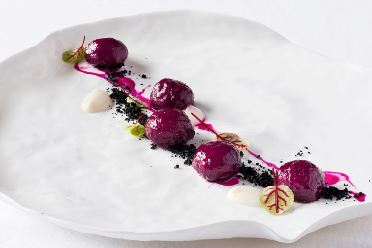 Beetroot Gnocchi Recipe With Beer Soil Great Italian Chefs
