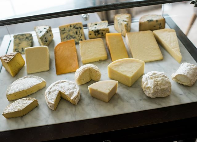 Desert island cheeses: our chefs' must-have varieties