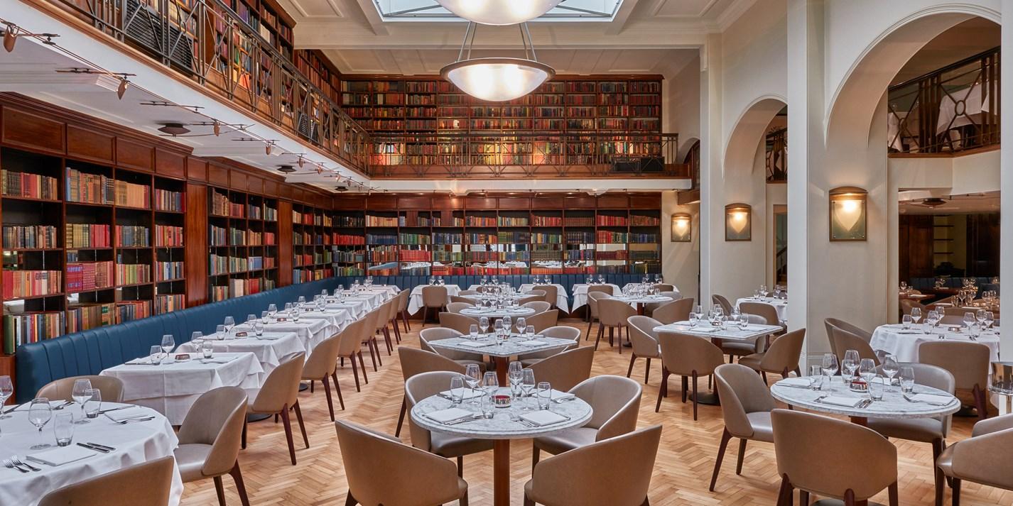 The Cinnamon Club Great British Chefs