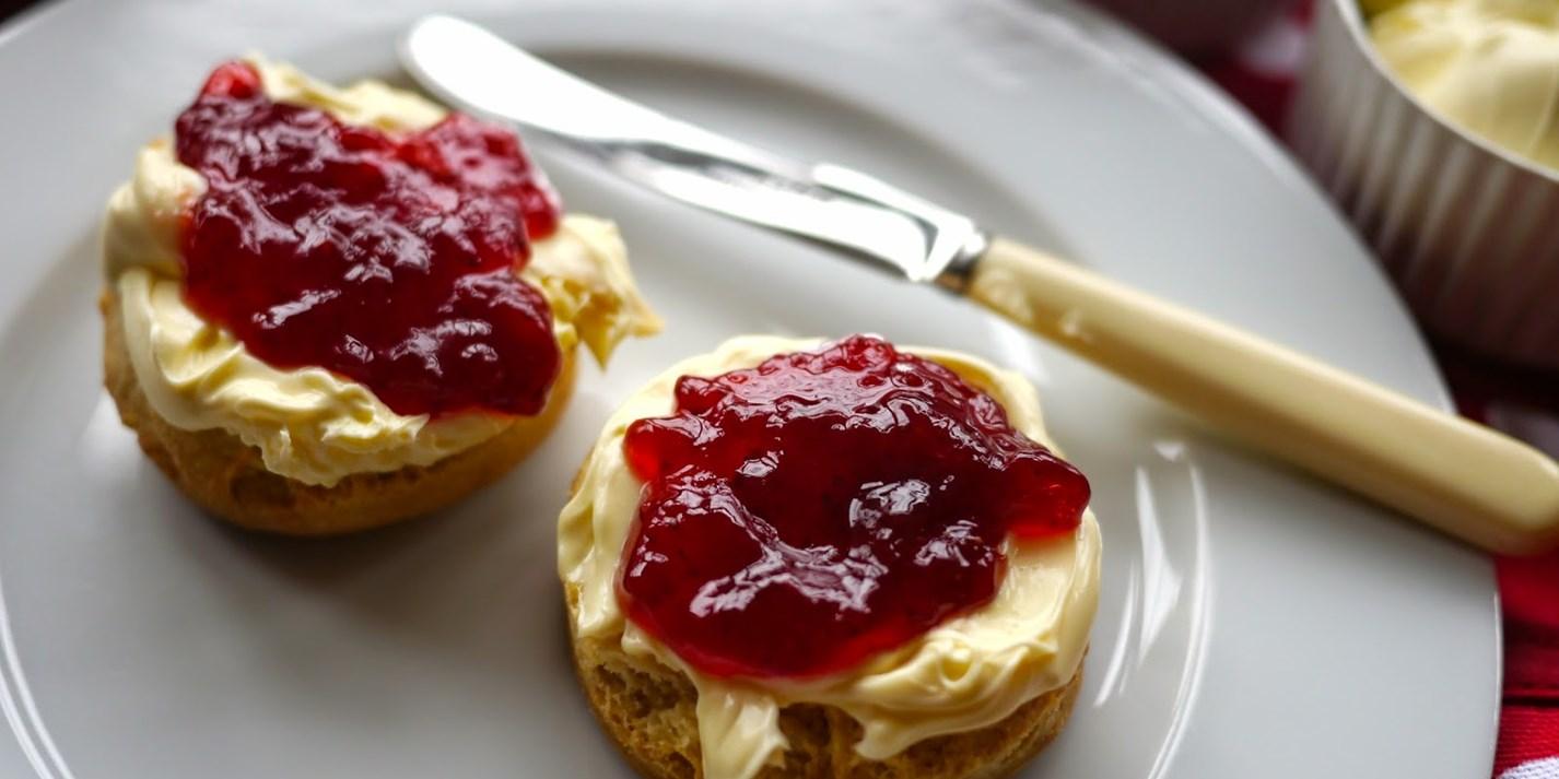 Gluten-Free Scone Recipe - Great British Chefs