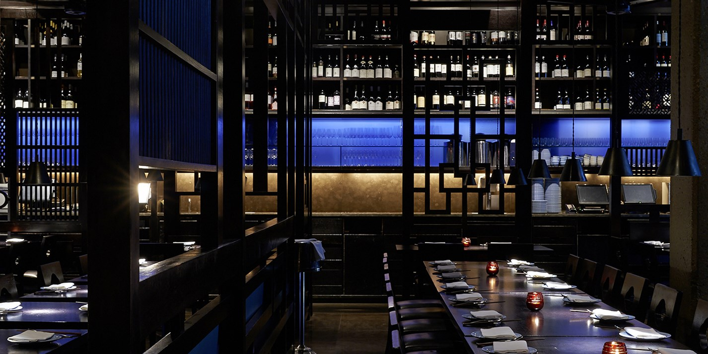 Hakkasan Hanway Place Great British Chefs