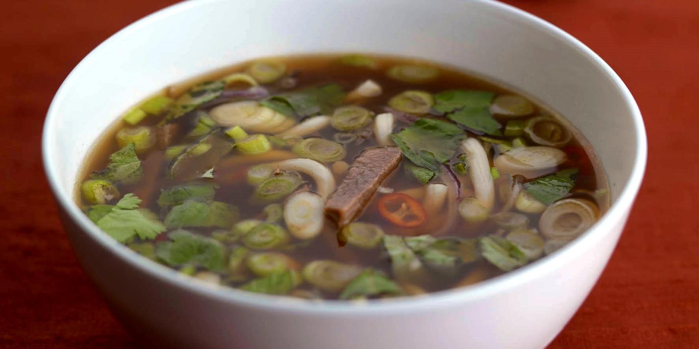 Vietnamese Pho Recipe - Great British Chefs