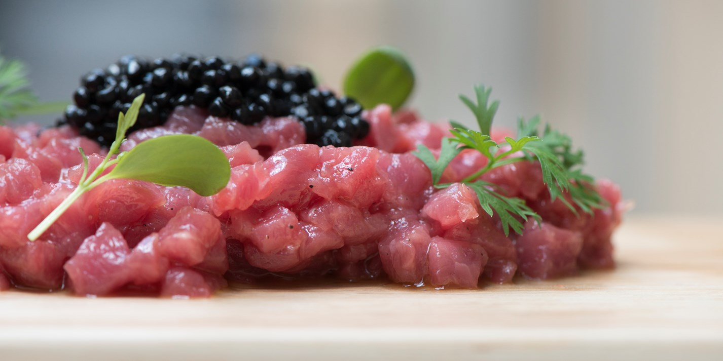 The Super Tartare
