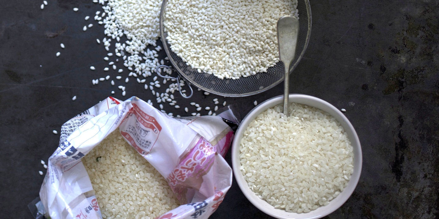 Ingredient focus – Japonica rice