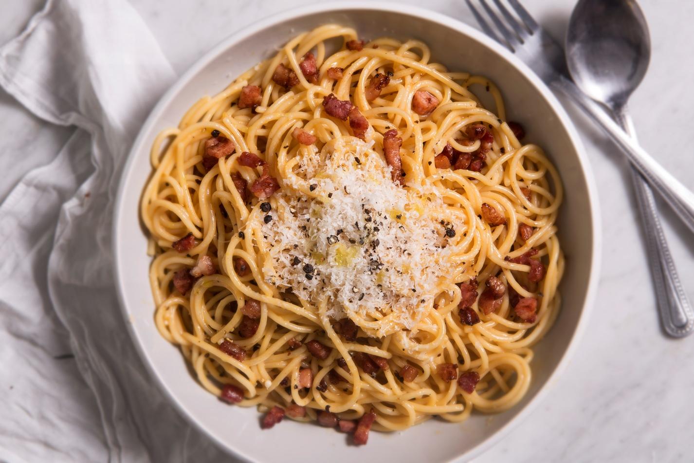 7 easy store cupboard Italian classics