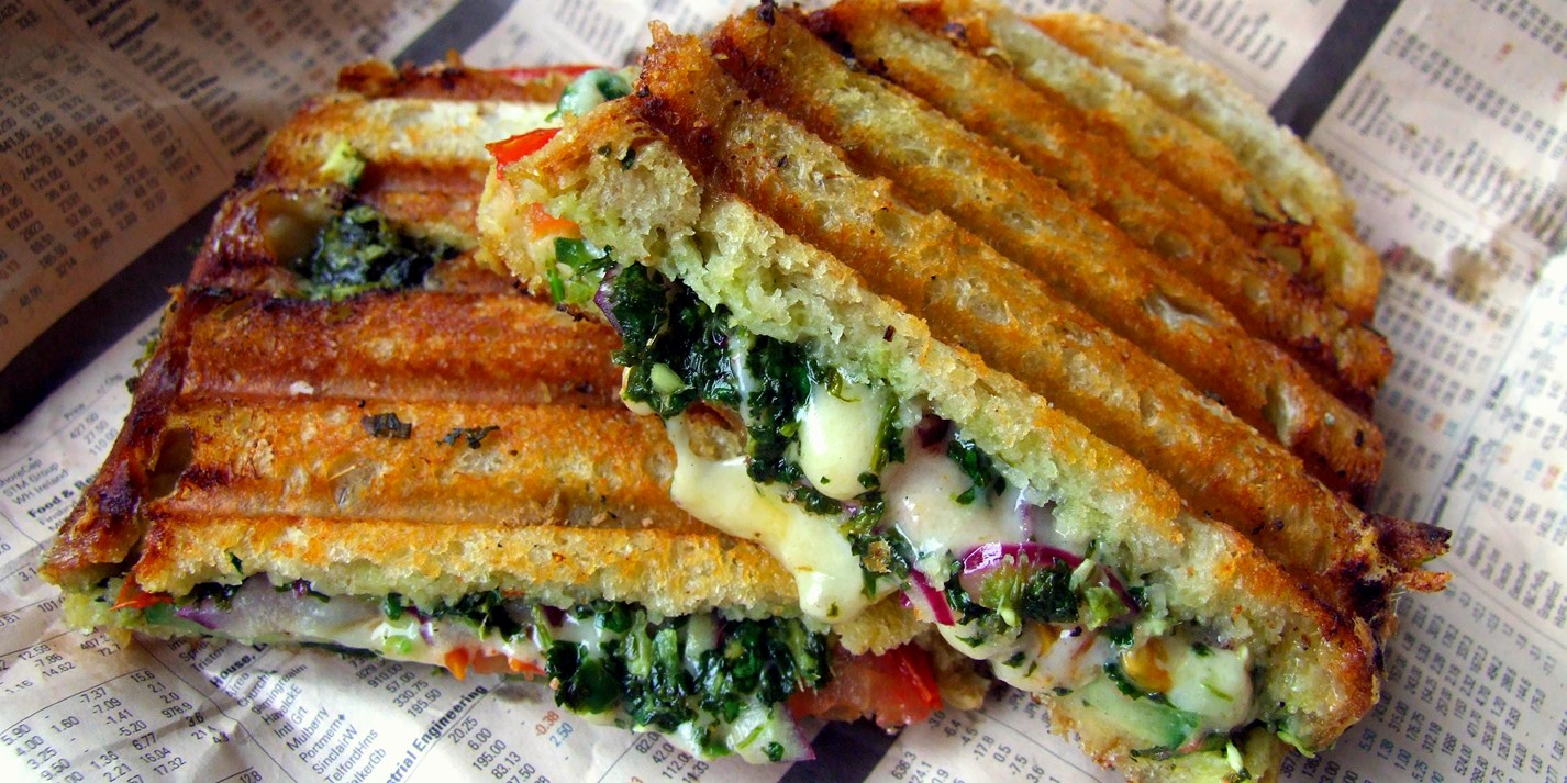 Toasted sandwich recipes