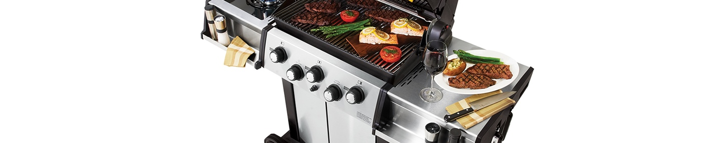 Win a Sovereign BBQ worth over £1,100