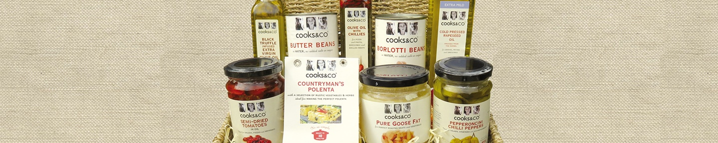 Win a luxury Cooks & Co hamper worth £50