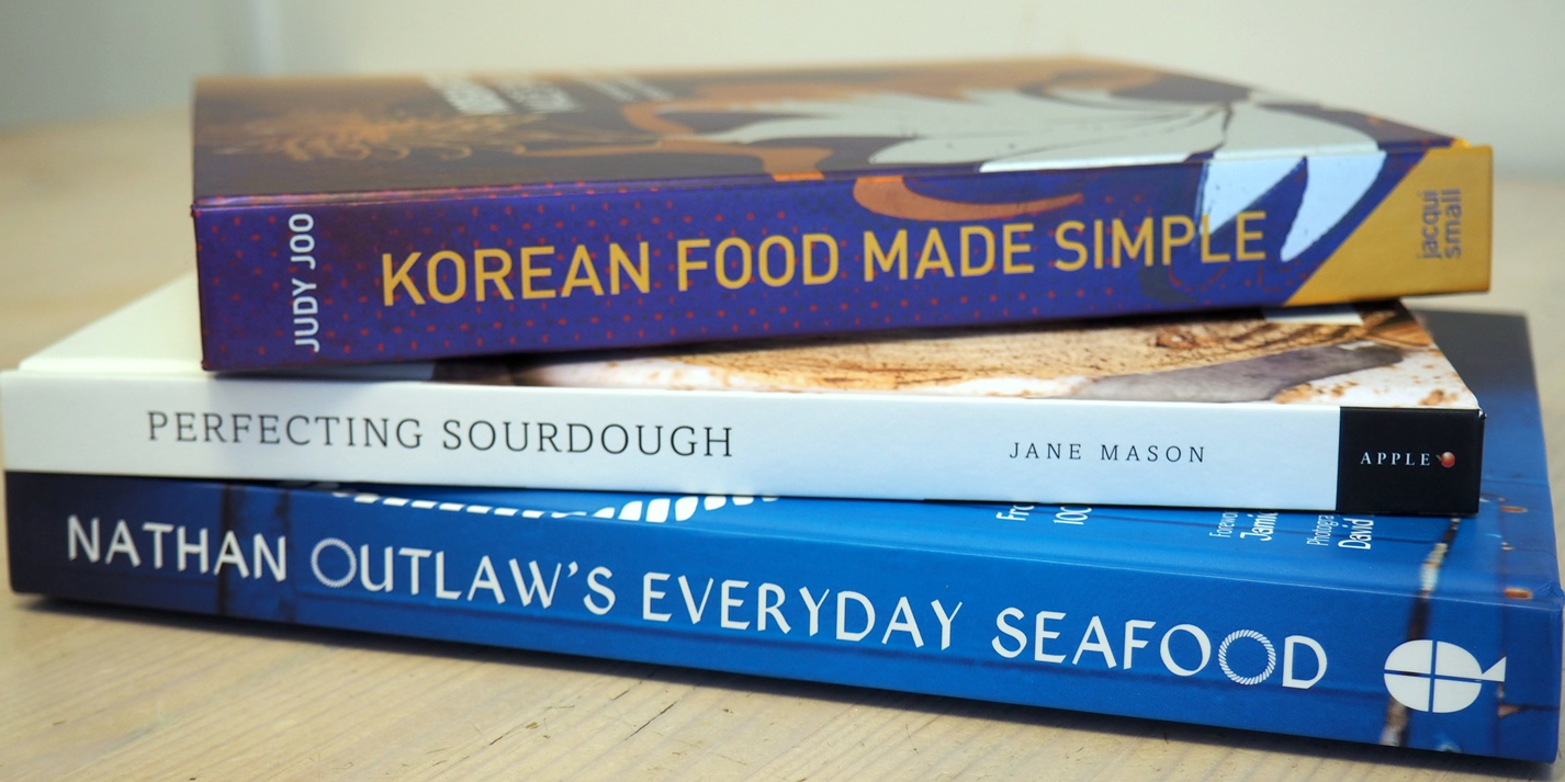 Cookbook new releases: May