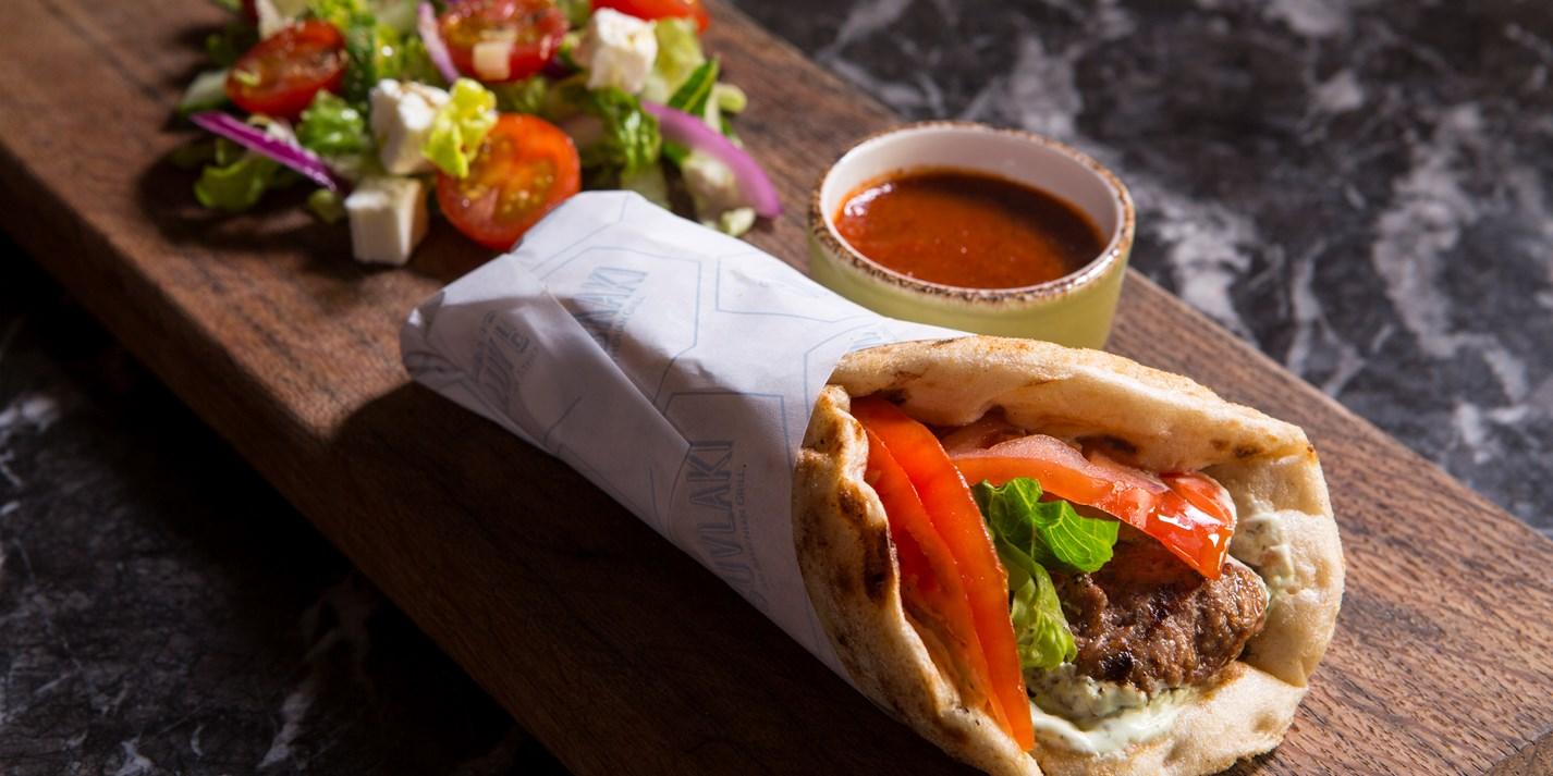 Lamb Wrap Recipe Great British Chefs