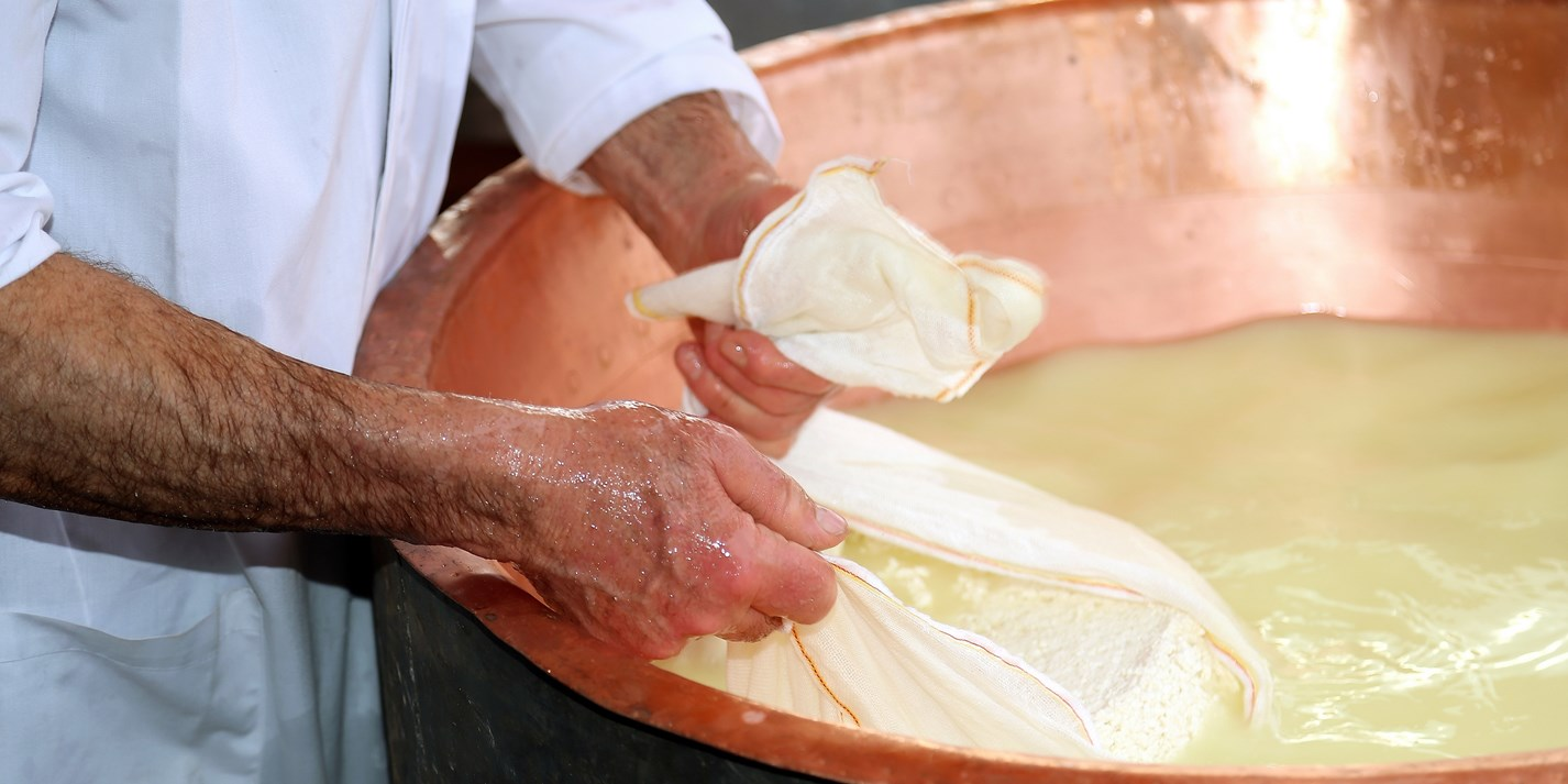 Cheesemaking through the ages