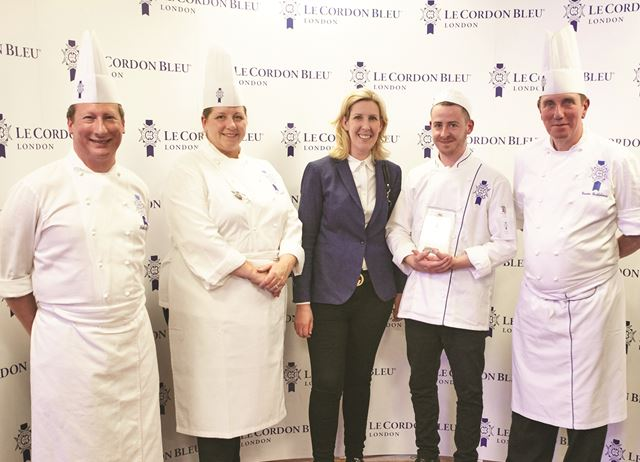 Le Cordon Bleu Scholarship Award 2016: the final