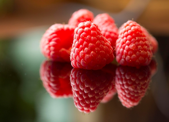 Ingredient focus – raspberry