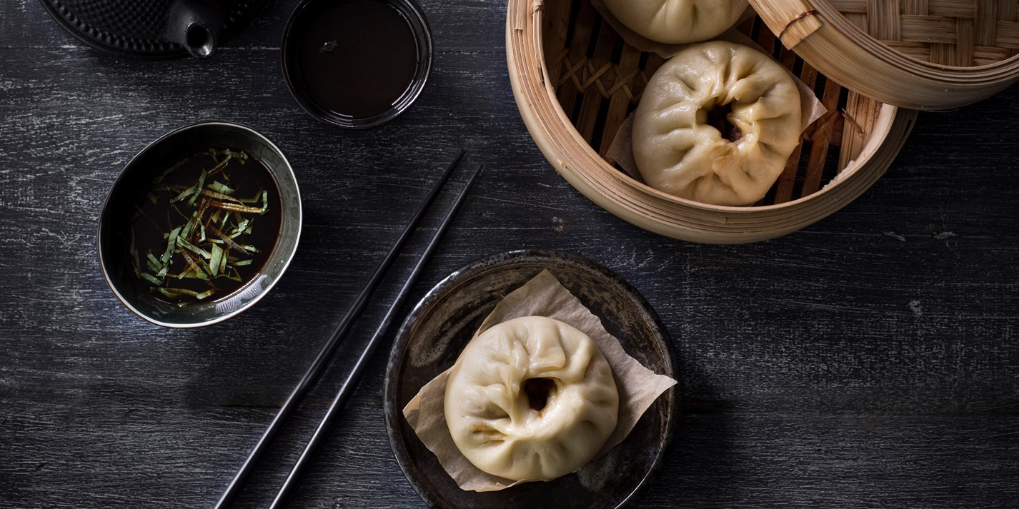 Steamed Bao Buns Recipe
