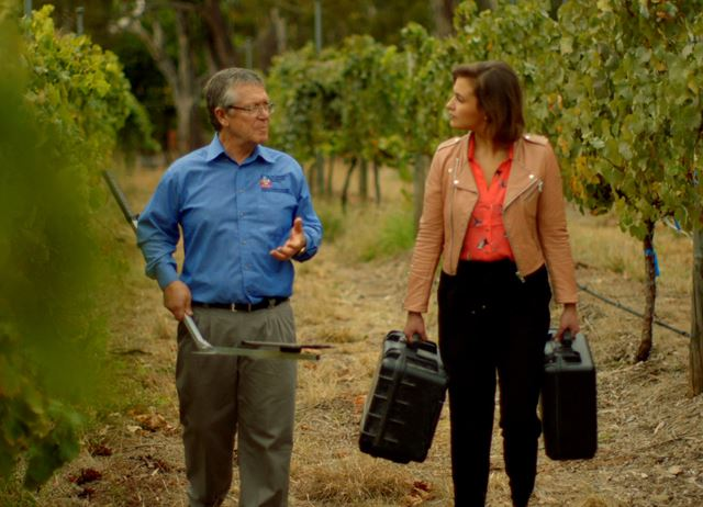 The Wine Show: episode twelve – climate change
