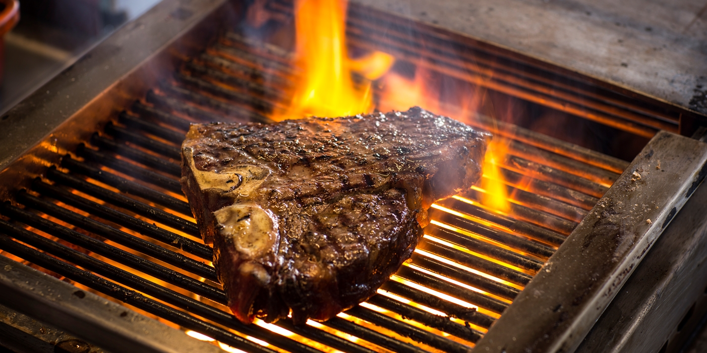 How to grill t-bone steak