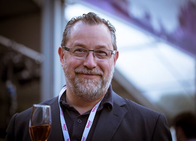 Fizz and sparkle: Alyn Williams on wine