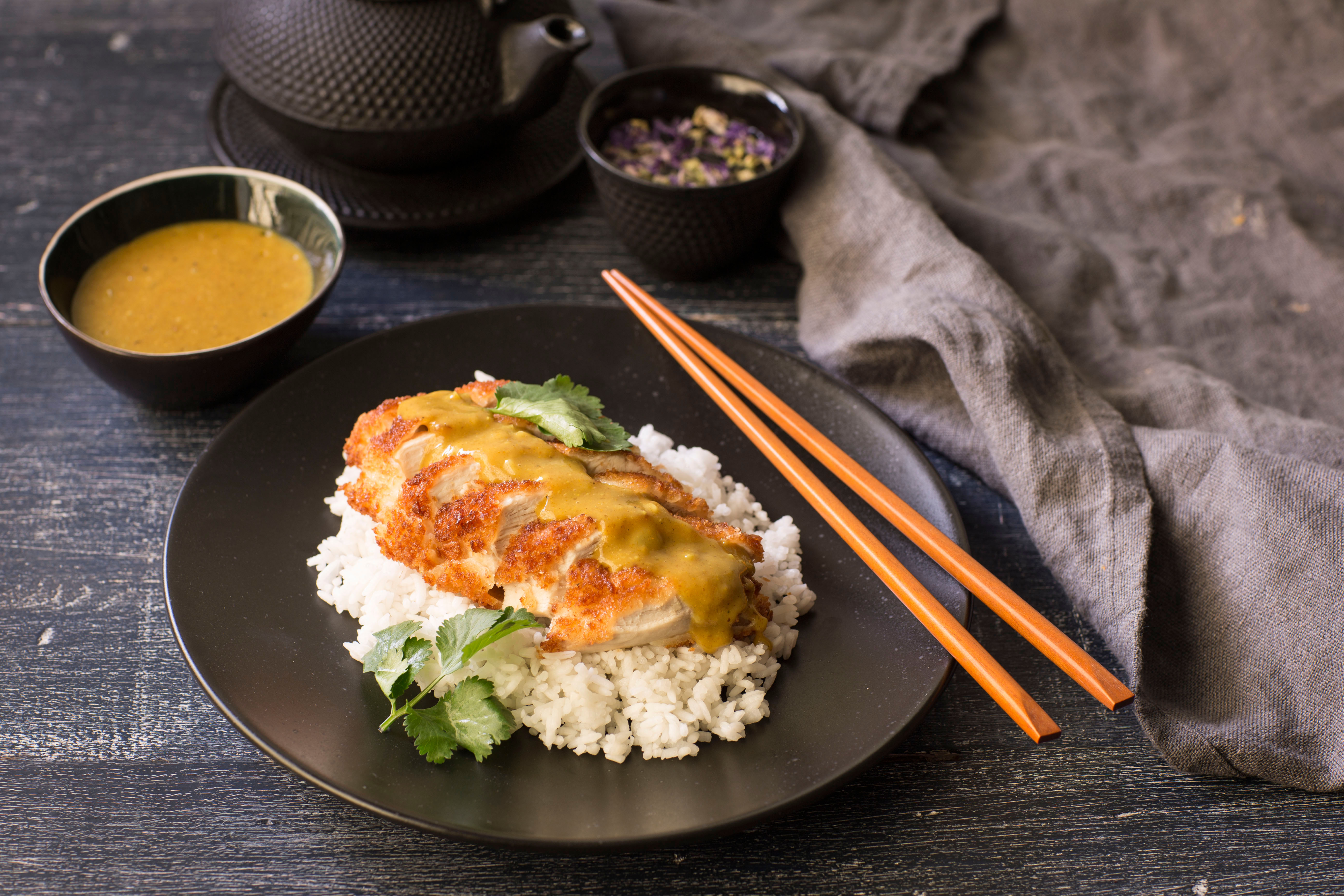 Recipe Collection · Chicken Katsu Curry