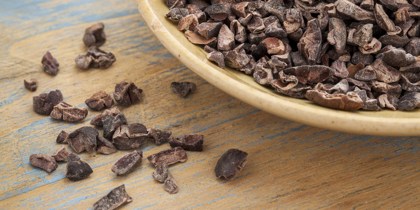 Cacao nibs: the origins, benefits and uses