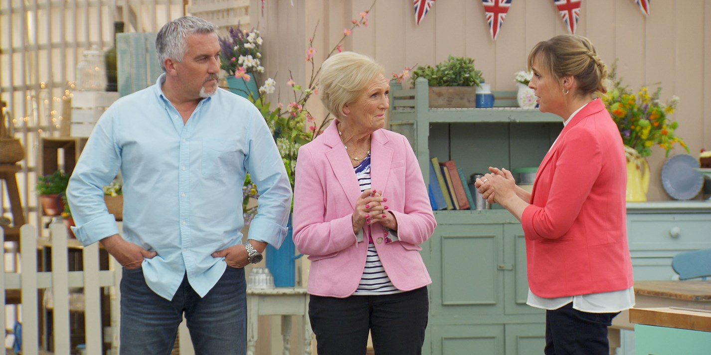 Great British Bake Off 2016: episode two
