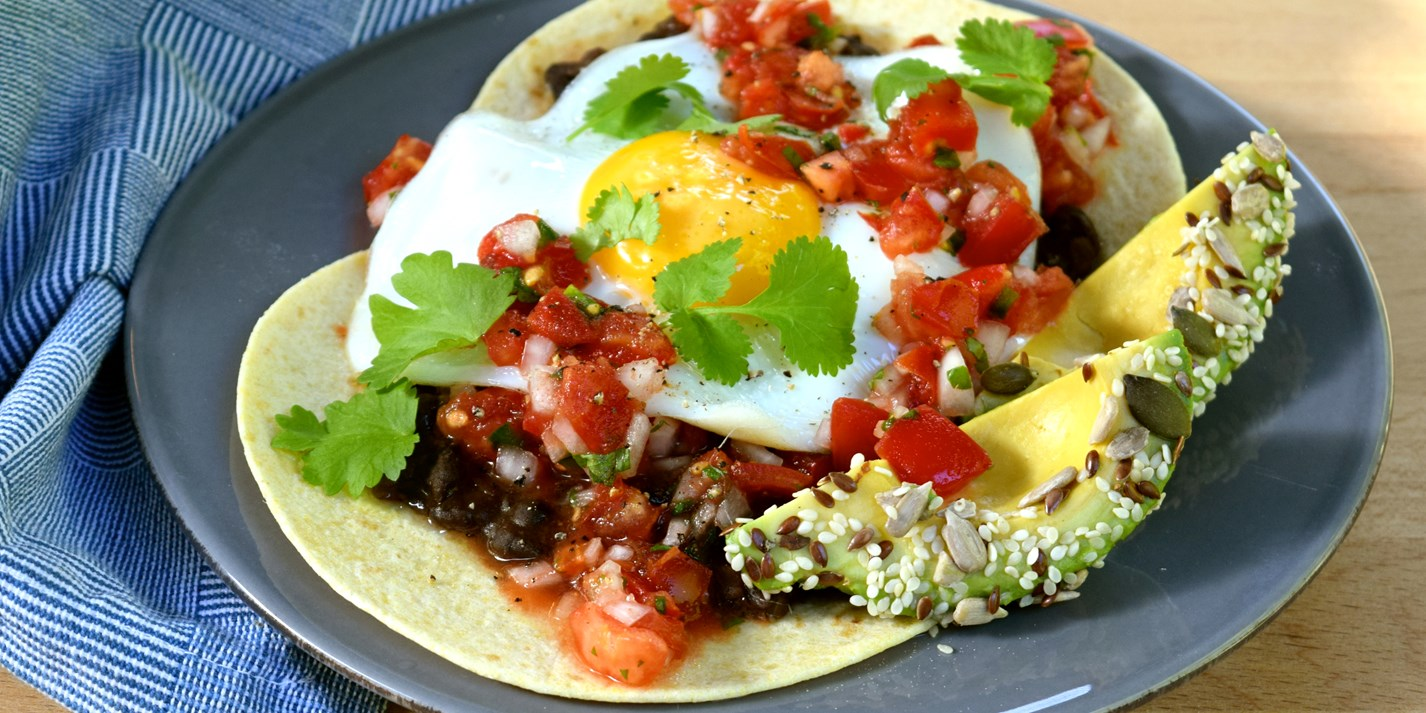Healthy Huevos Rancheros Recipe - Great British Chefs
