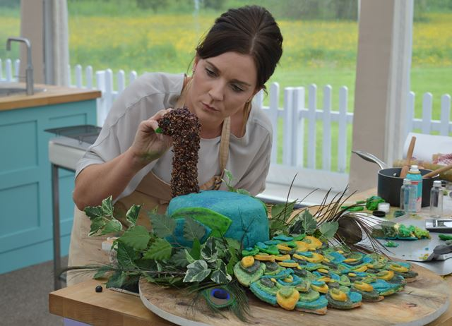 Great British Bake Off 2016: episode eight recap