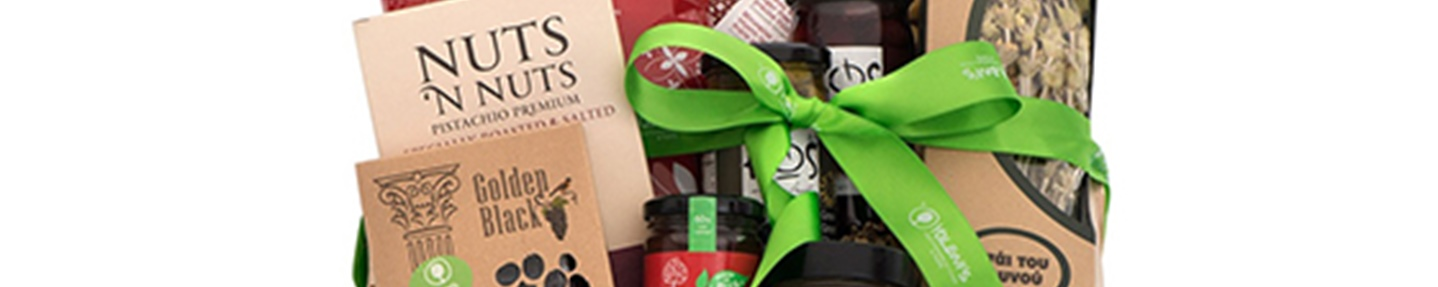 Win a traditional Greek food gift box worth over £50