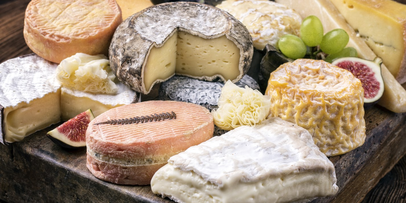 How to present a cheeseboard
