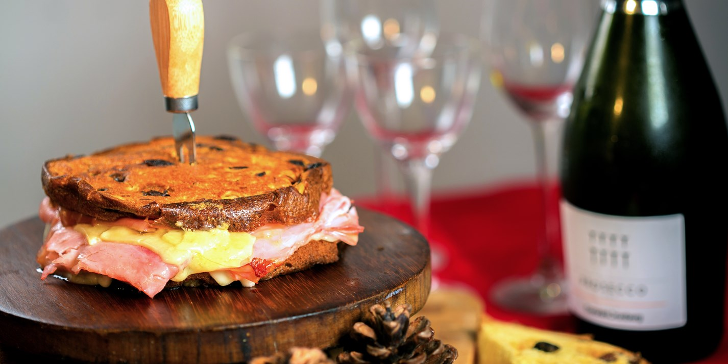 How to turn your Christmas leftovers into incredible toasties