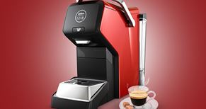 Win a Lavazza Éspria espresso coffee machine worth £50