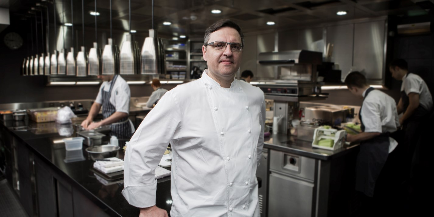 The man behind the magic: The Fat Duck's head chef