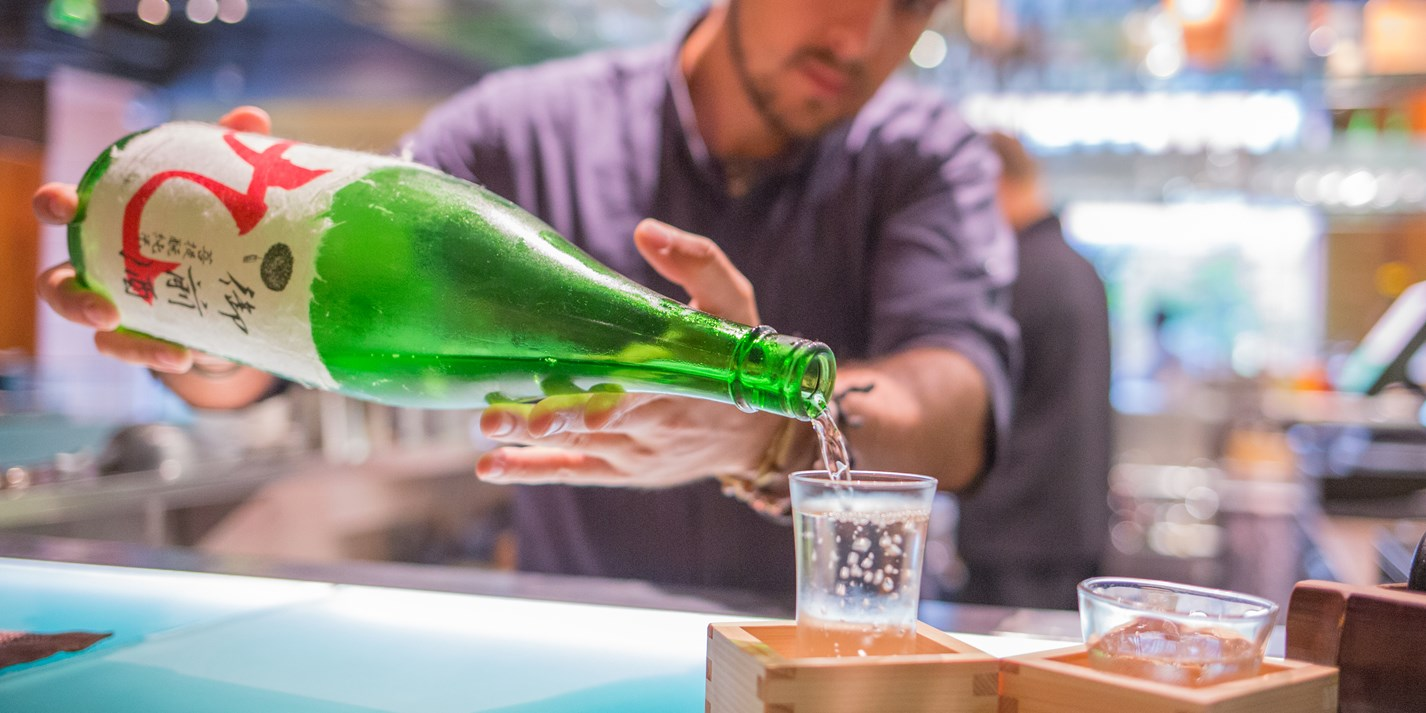 Everything you need to know about sake