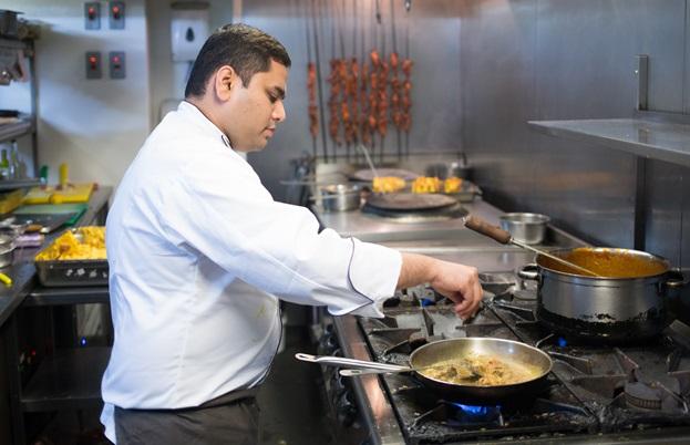 Awadhi cuisine great british chefs for Awadhi cuisine history