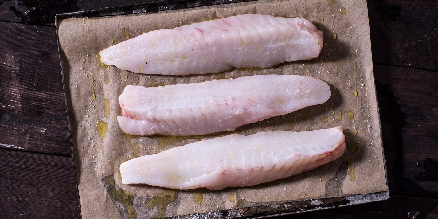 How to pan-fry monkfish fillets