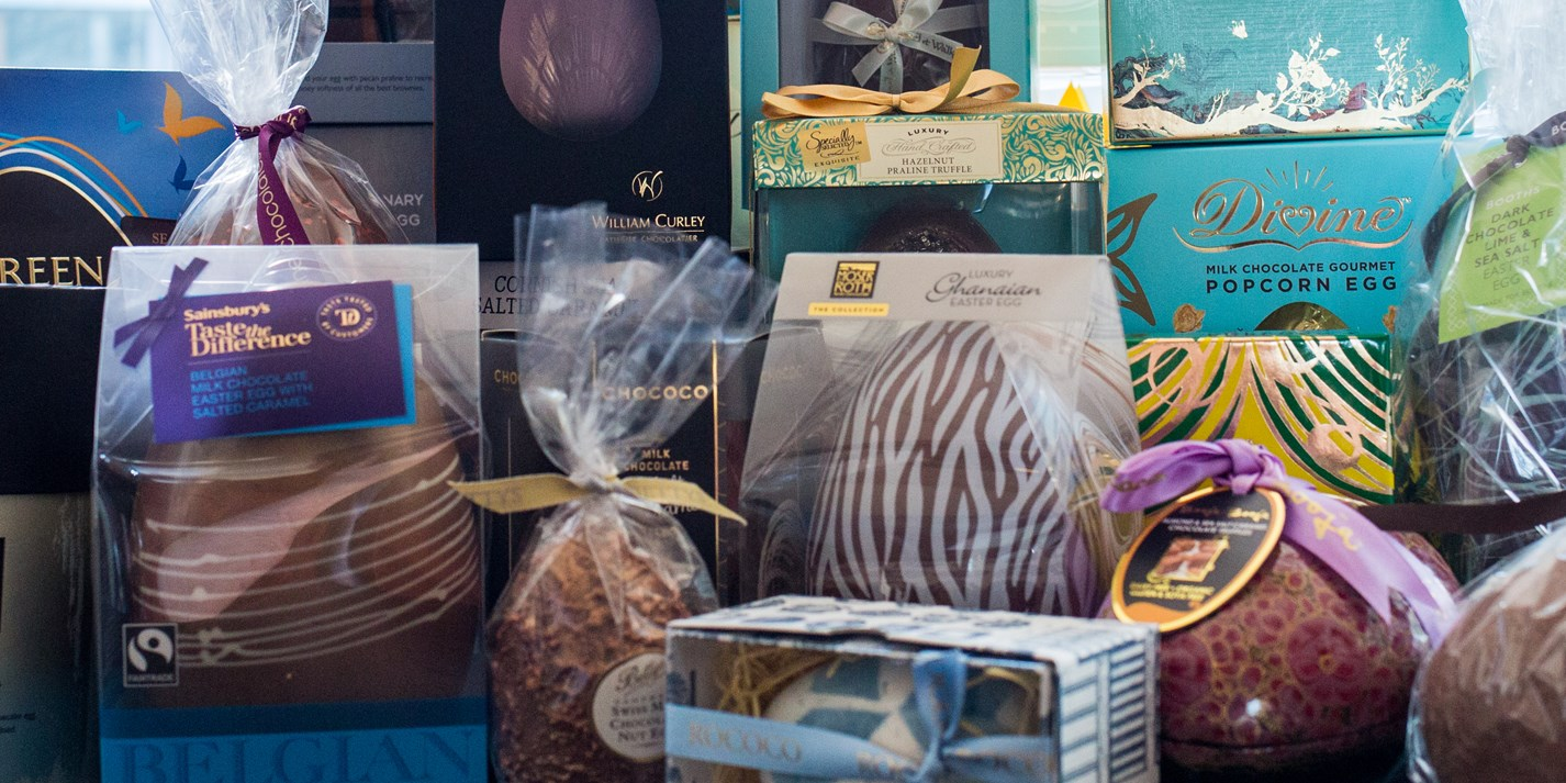 The best Easter eggs for 2017