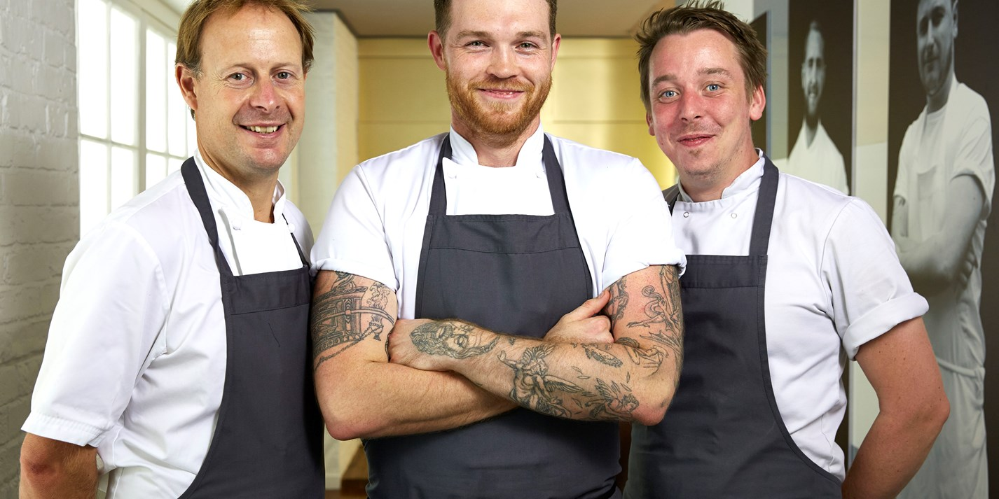 Great British Menu 2017: South West preview