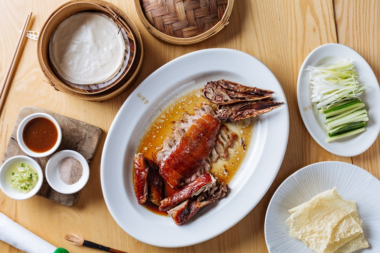 The Ultimate Peking Duck Recipe Great British Chefs