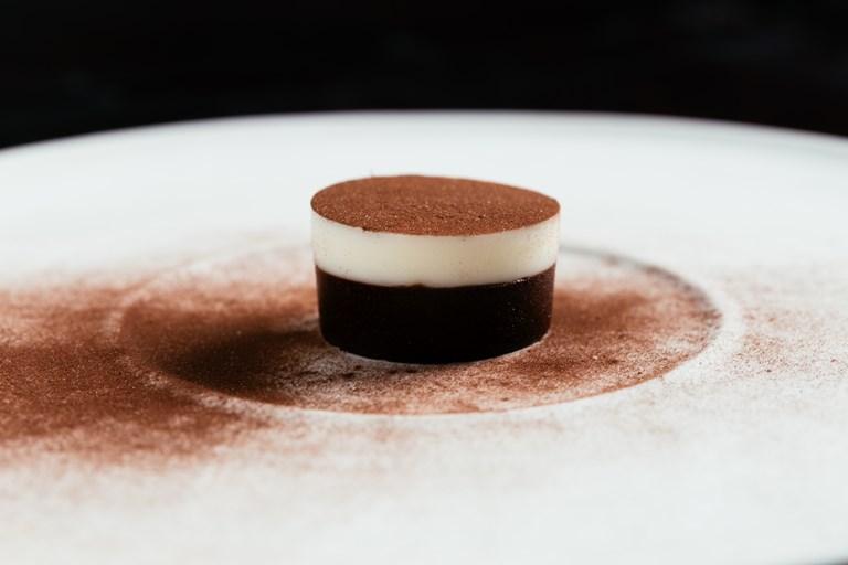 Chocolate and yoghurt