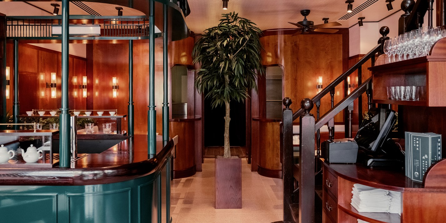 Xu Restaurant Review London Great British Chefs
