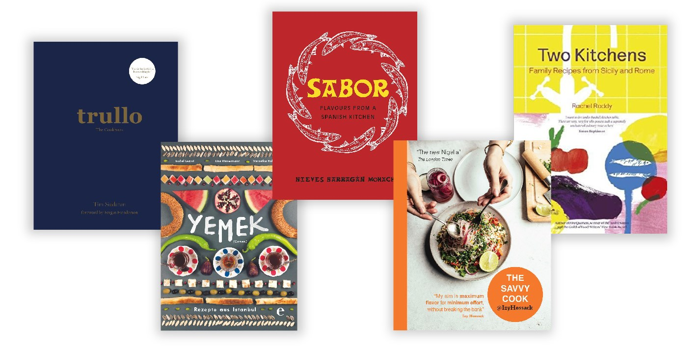 Cookbook new releases: July 2017