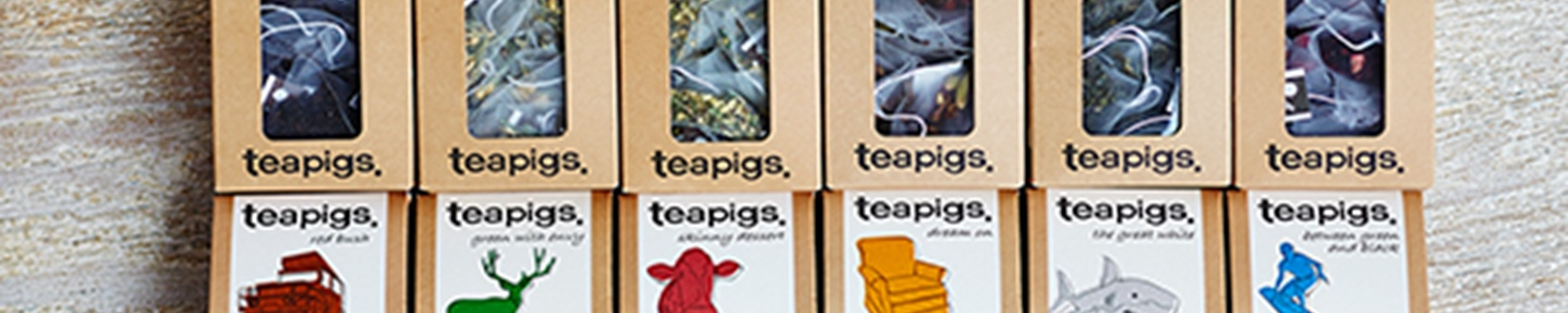 Win £130 of teapigs tea to celebrate Afternoon Tea Week