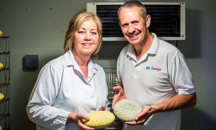 Britain's best cheesemakers: Two Hoots Cheese