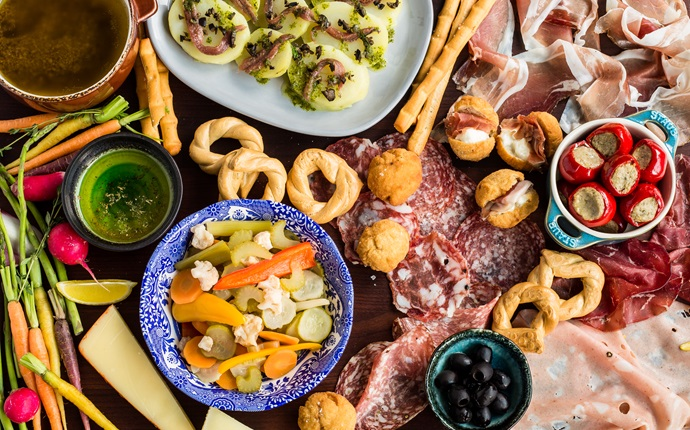 The art of antipasti