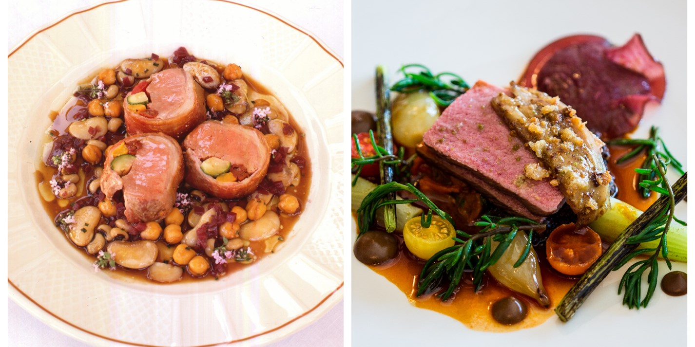 How Michelin-starred food has changed over the years