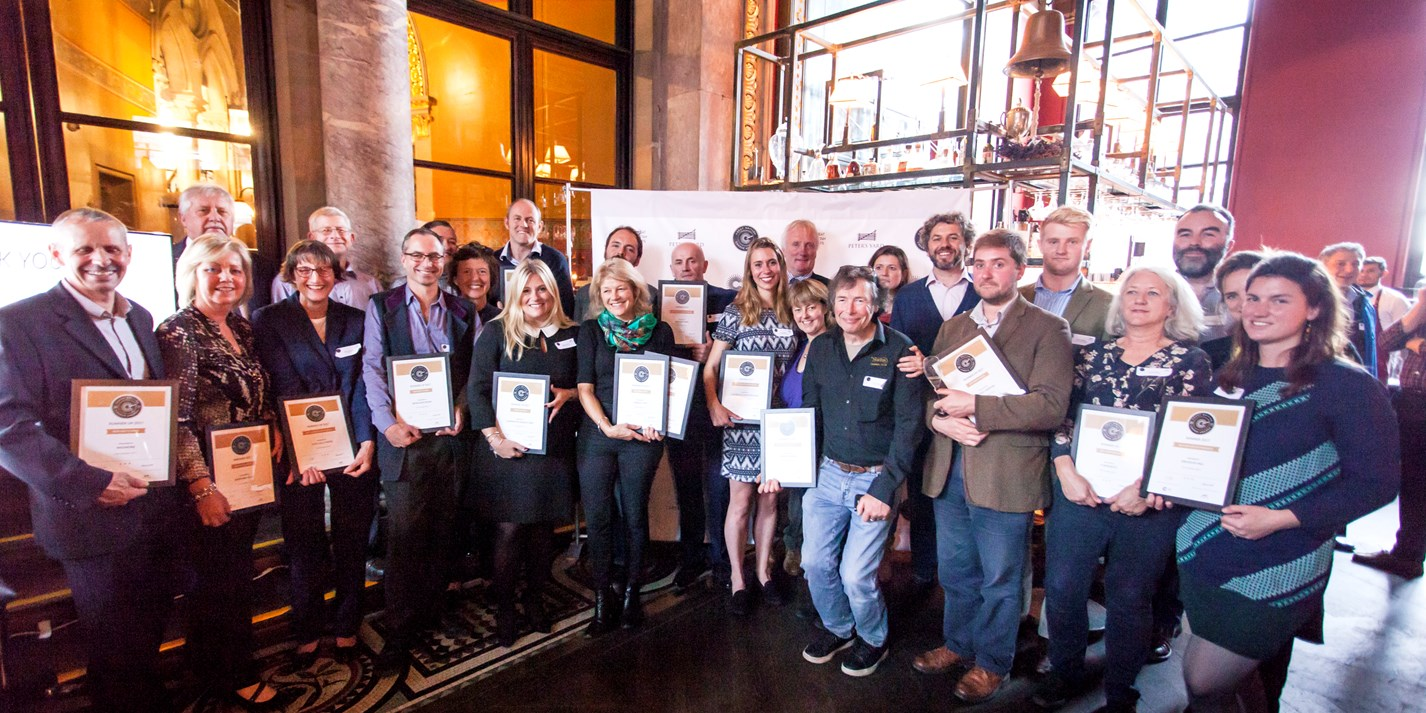 Great British Cheese Awards 2017: the results