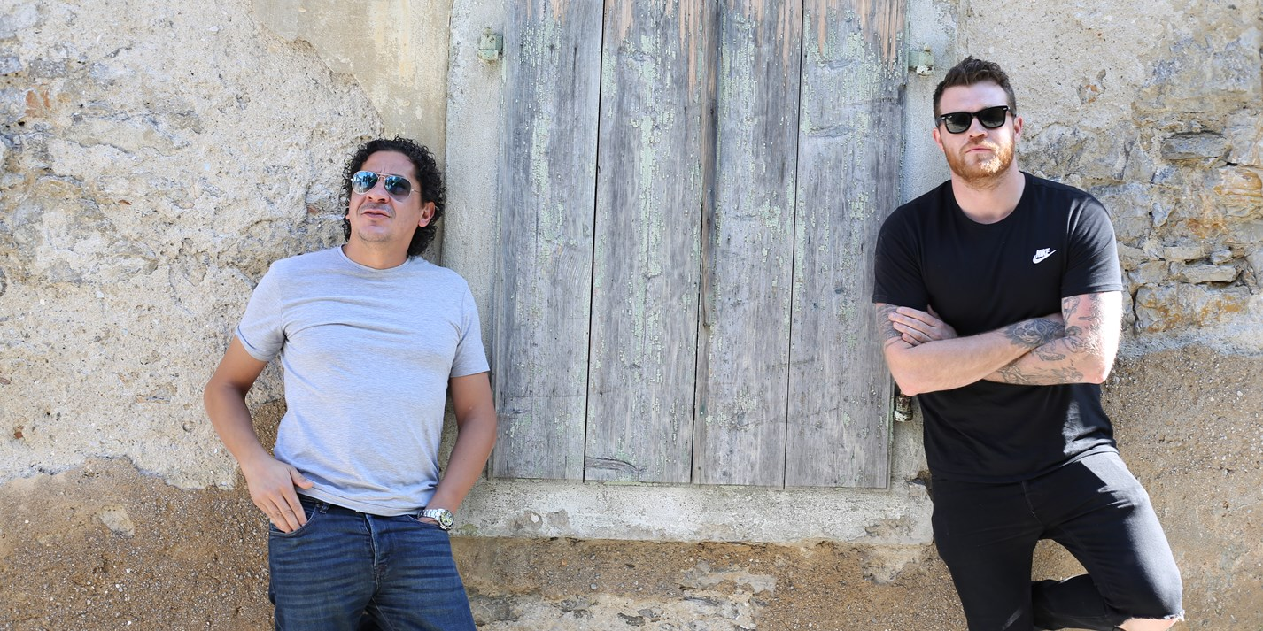 Chefs on tour: Francesco Mazzei and Tom Brown in Croatia