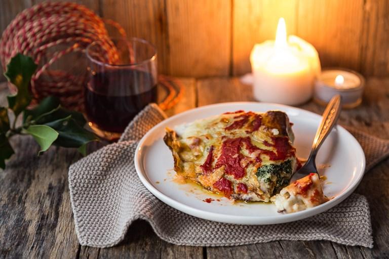 Crespelle Alla Fiorentina Recipe - Great Italian Chefs