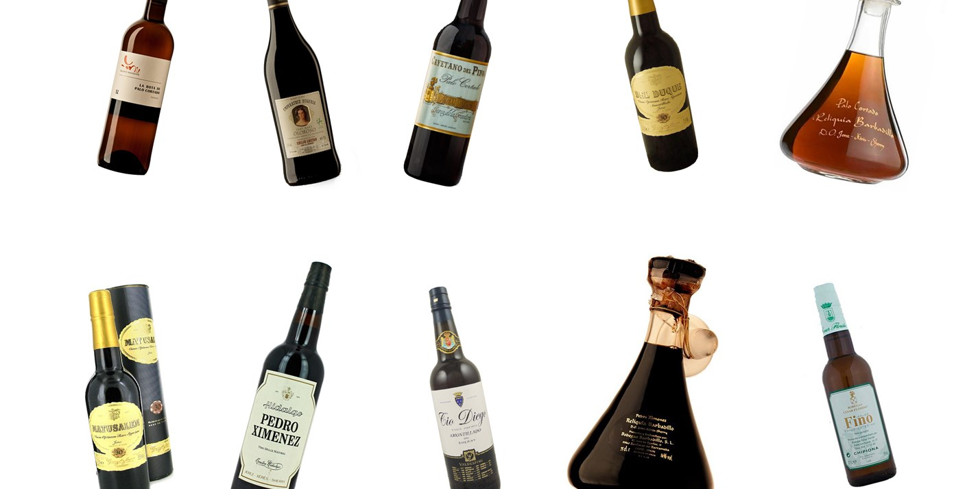 Christmas Sherry Guide 2017: Top tipples from Barrafina's Rafa Martin